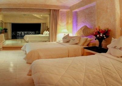 Suite Royal Family - Cama Kingsize, cama queensize y cama matrimonial